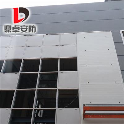 127mm纤维增强水泥板泄爆墙