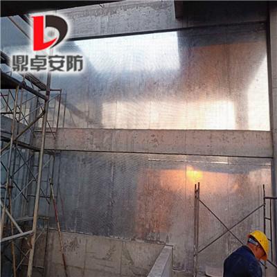 170mm纤维水泥复合板抗爆墙