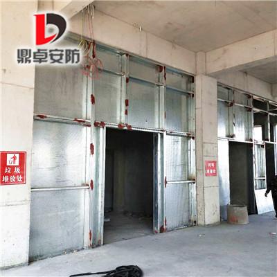 防爆墙江西变电站建筑安装施工年后开始建设