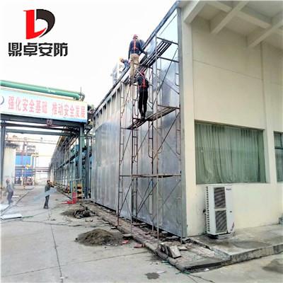保温型防爆墙