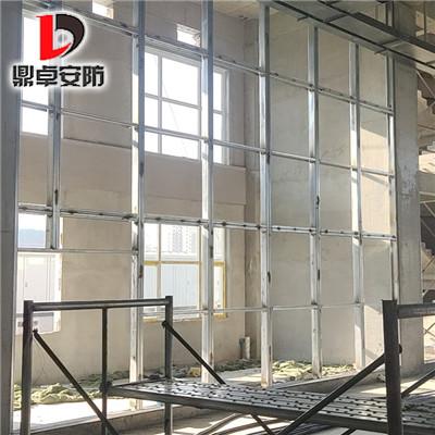 防爆墙厂家枣庄实验室建筑怎样操作?